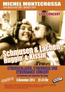 Schumsen-Lachen-Huggin-Kissin